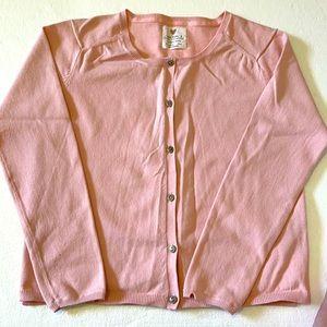 Zara Girls Cardigan Sweater